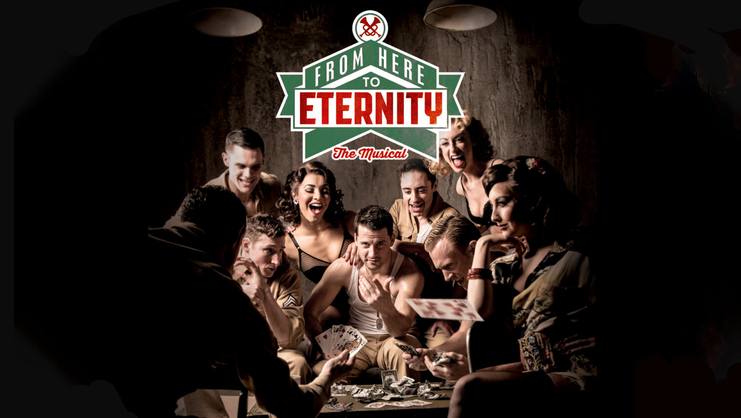 From Here to Eternity: The Musical - Stream now on Stage 2 View