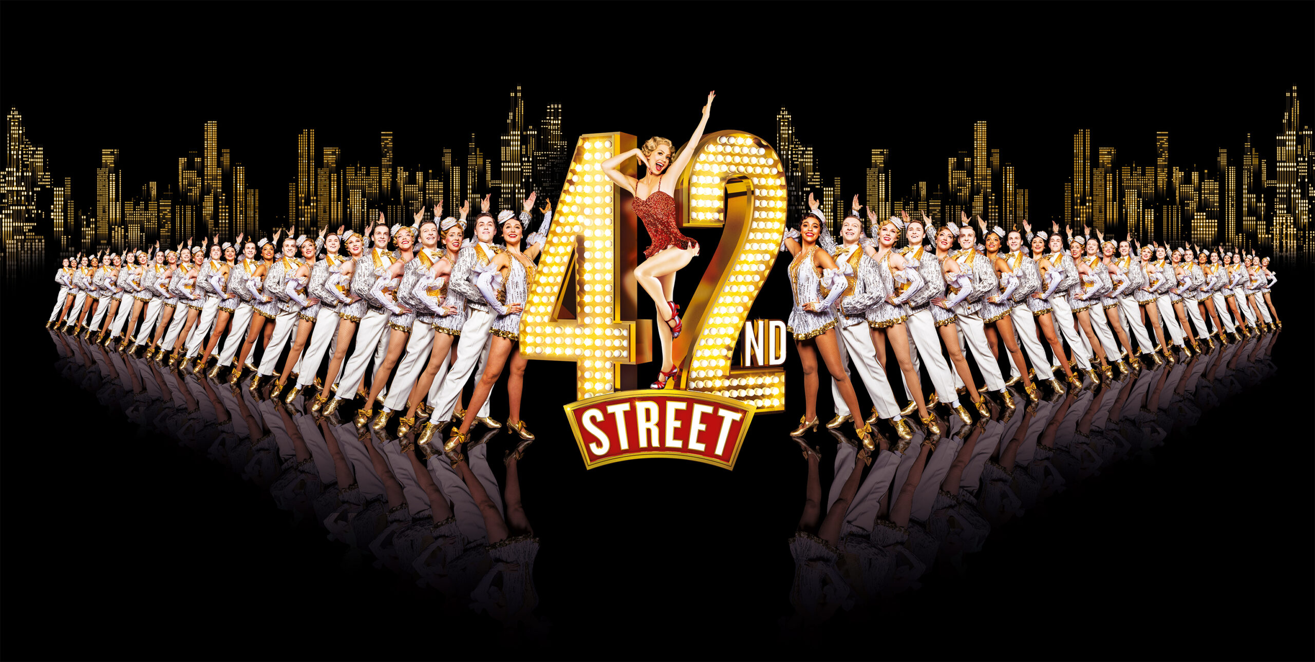 42nd Street - Stream now on Stage 2 View