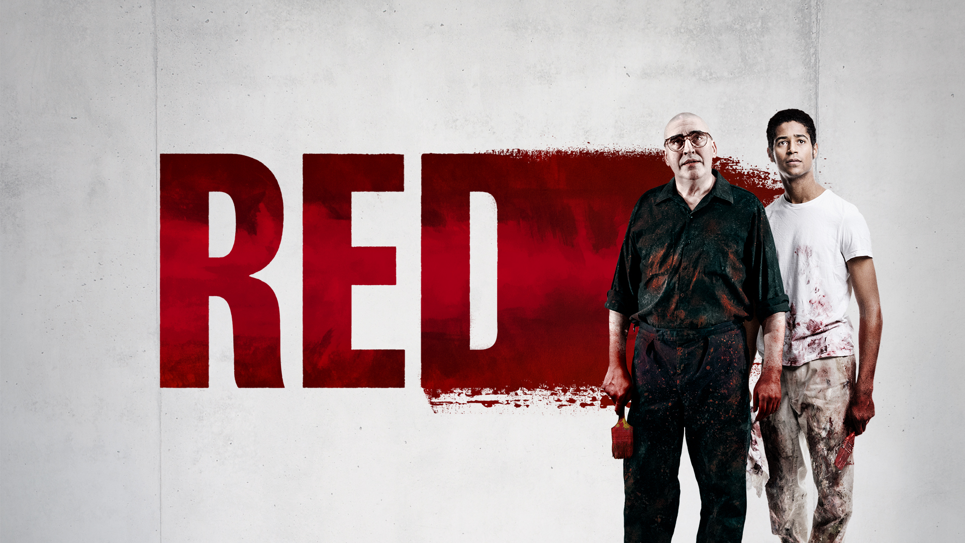 Red: A Broadway Play - Stream now on Stage 2 View